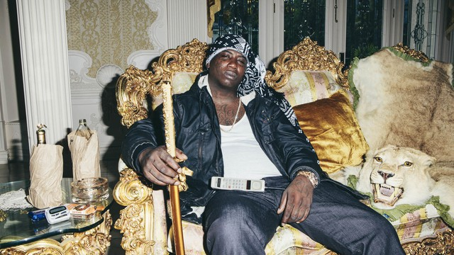 Gucci Mane in Beverly Hills, September 2012.