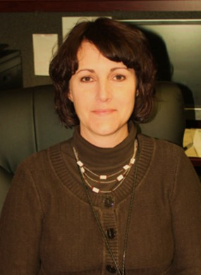 Chemawa Superintendent Laura Braucher