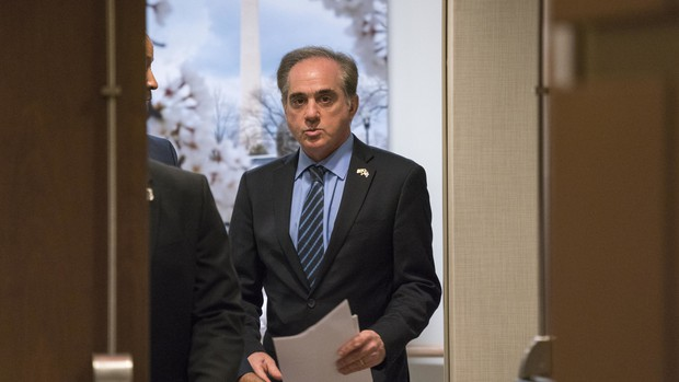Trump fires Veterans Affairs Secretary Shulkin