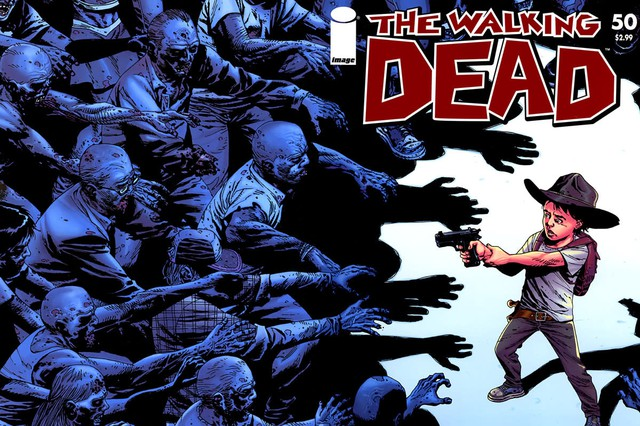 "Little did Robert Kirkman know when he started ""The Walking Dead"" in 2003 that he was creating a multi-headed, international global empire."