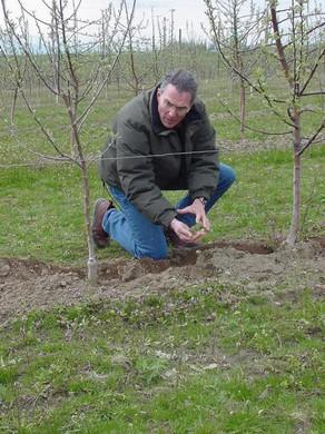 Washington State University Professor of Soil Science & Agroecology John Reginald
