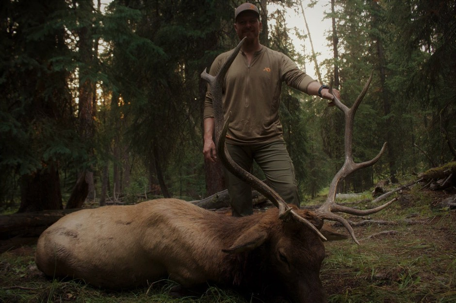 When he's not bow hunting elk, Ty Stubblefield, an organizer with Backcountry Hunters and Anglers, is fighting to protect public land - and it's cost him some friendships.