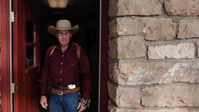 """Robert """"LaVoy"""" Finicum was the occupation's de facto spokesperson. After he was killed Jan. 26, Finicum became an even more critical figure in the splintered movement."""