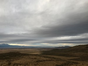 The site of the proposed Boardman to Hemingway Transmission Line Project in Baker County, Oregon.