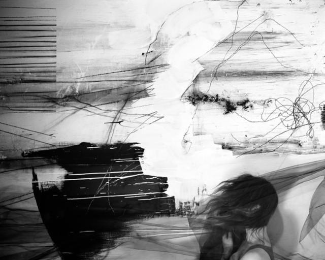"""""""Wind #2"""", by Lauren Semivan, 2012, archival pigment print, 40"""" x 50"""", Ed. 5/5"""