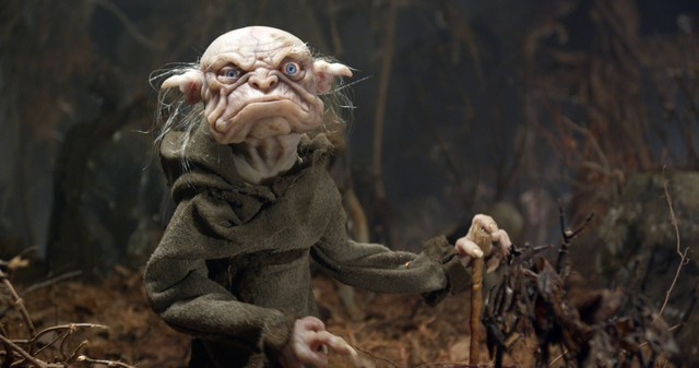 """A goblin from """"Neil Stryker and the Tyrant of Time: Episode 29, Goblin Forest"""""""