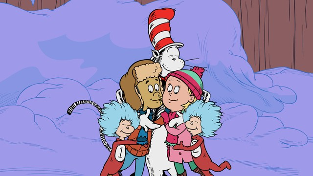 """""""The Cat in the Hat Knows a Lot About Christmas"""" airs this December on OPB TV."""