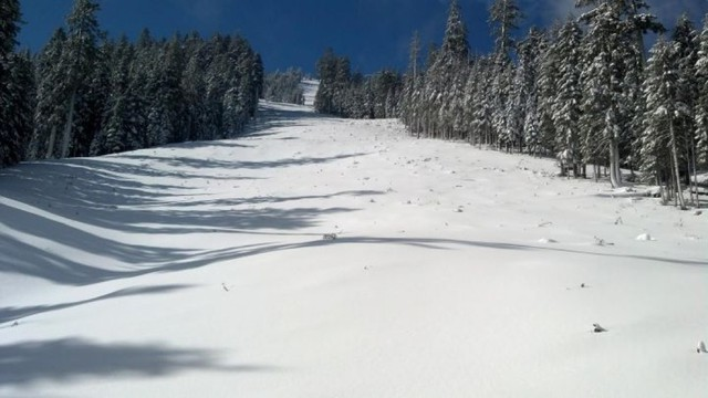 Mt. Ashland officials were optimistic about opening in February.