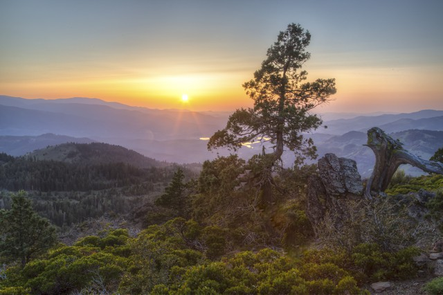 The Cascade-Siskiyou National Monument in southern Oregon