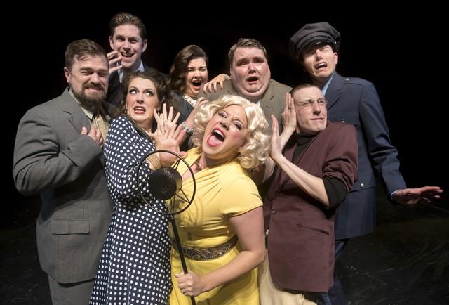 Bag & Baggage Productions presents A KBNB Kristmas Karol at the Venetian Theatre in Hillsboro.
