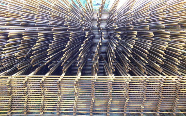 One destination for recycled batteries is a Seattle steel mill that makes rebar.