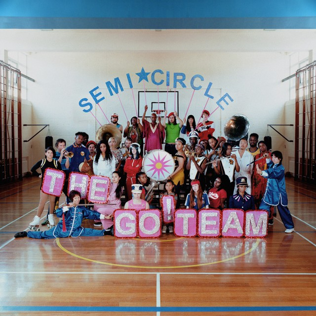 """The Go! Team's """"Semicircle"""" comes out Jan. 19."""