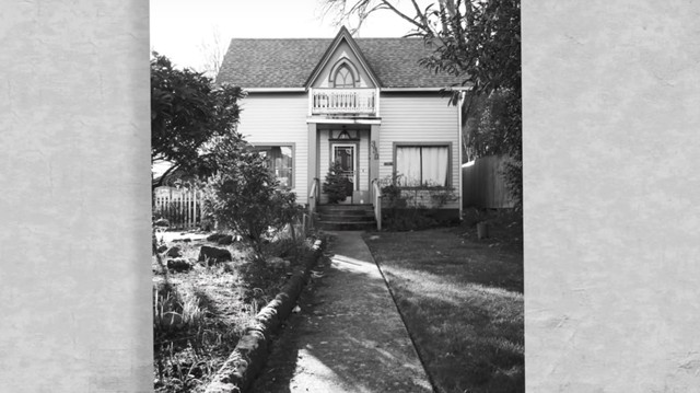 The historic Mims House in Eugene, Oregon served as a safe harbor for African-American travelers in the 1950s and 1960s.