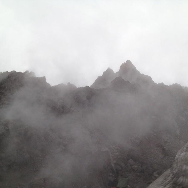 Mordor? Or Mount St. Helens?