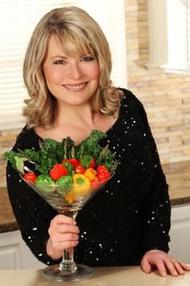 """Laura Theodore, host of """"Jazzy Vegetarian"""""""