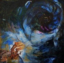 """Black Hole - In the End We Are One"" by Elta Wilson"