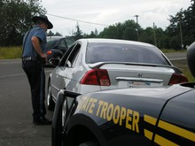 Oregon State Patrol officials urged caution this holiday weekend.