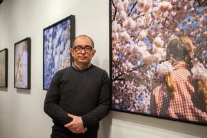 Photographer Motoya Nakamura