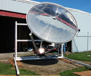Portland-based Focal Technologies aims to use concentrated solar energy to purify water. It recently earned a state grant to further test the idea at an Oregon dairy.
