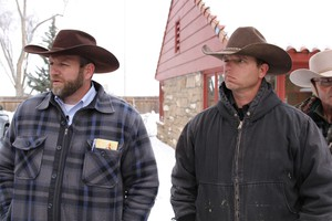Ammon and Ryan Bundy