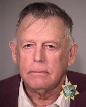 Cliven Bundy was arrested in Portland Wednesday, Feb. 10, 2016.