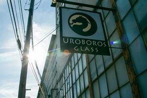 Uroboros Glass in Northeast Portland