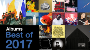 A few of opbmusic's favorite albums of 2017