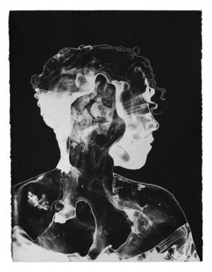 """""""Dark Matter (Universal Body 1)"""" by Samantha Wall"""