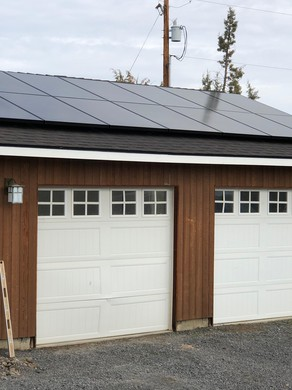 Hilda and Judd Wagner's 14-panel solar installation on their home in Redmond nearly missed Oregon's deadline for a state tax credit, after Legend Solar took their $10,000 deposit but never installed their panels. Another company, Elemental Energy, stepped in and completed the job at the original price.