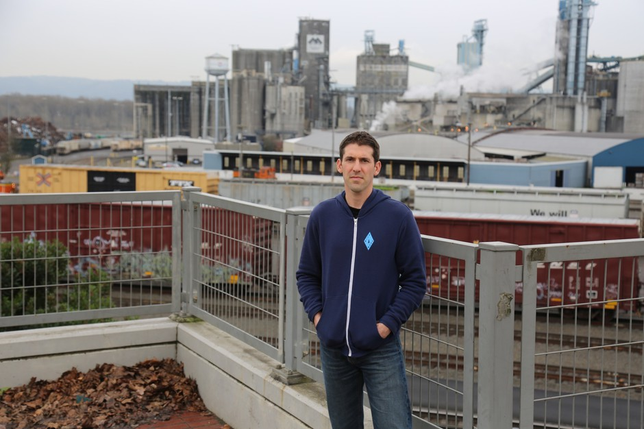Jared Smith is the former president of the ILWU Local 4 in Vancouver. During his tenure, the union spoke out against the Vancouver Energy terminal project because of safety concerns for workers at the port.
