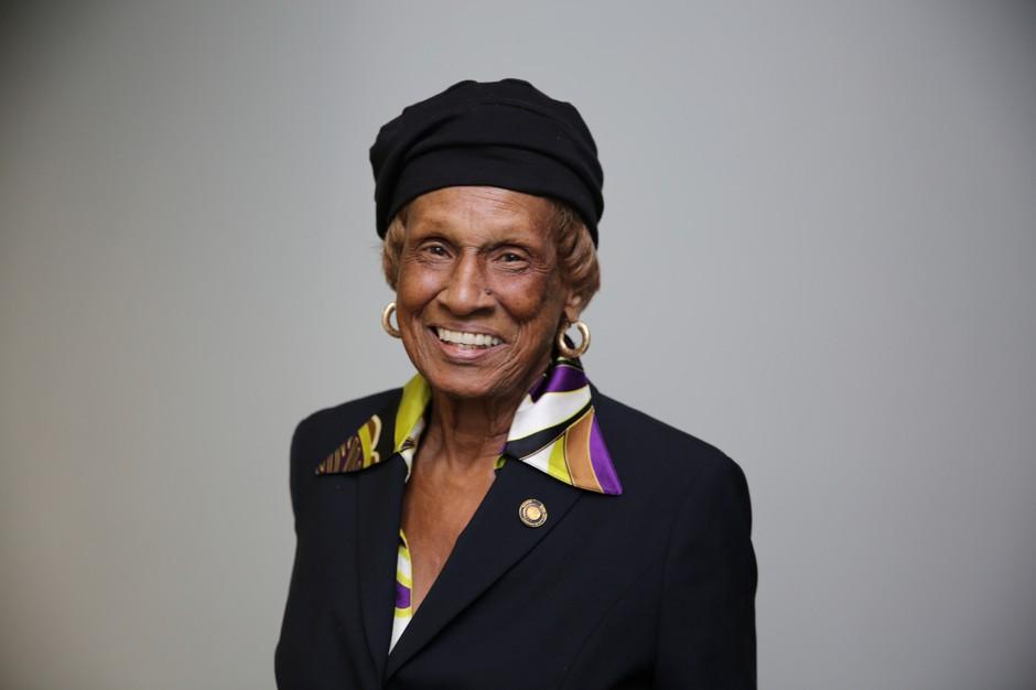 Oregon State Senator and Senate Minority Leader, Jackie Winters