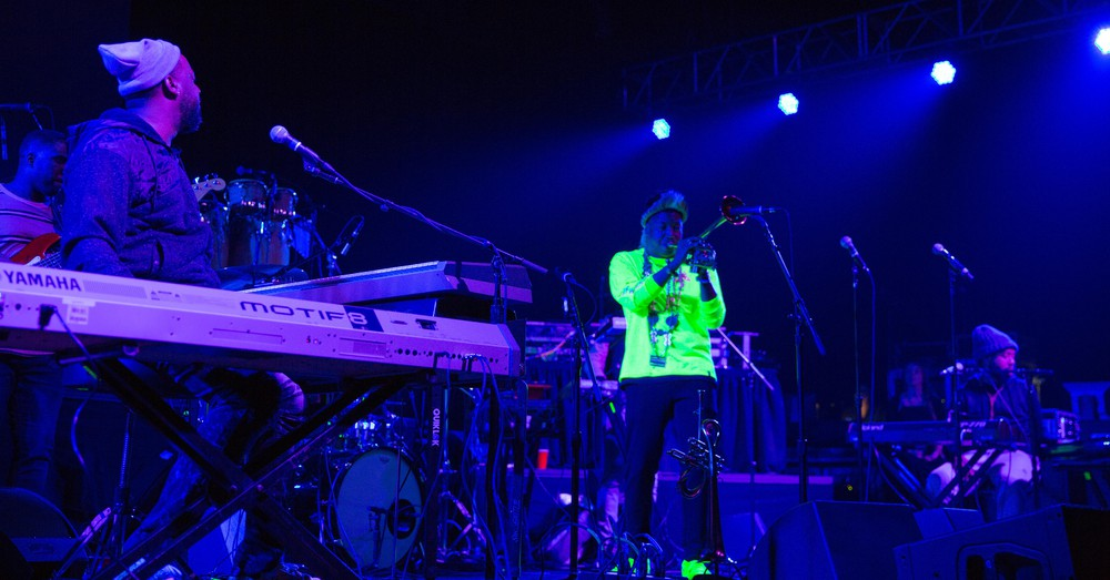 Erykah Badu Brings The Soul To Portland For Soul'd Out Music
